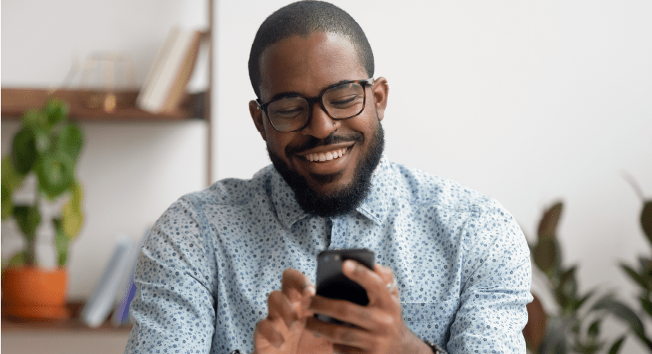 Connect with customers through SMS Marketing